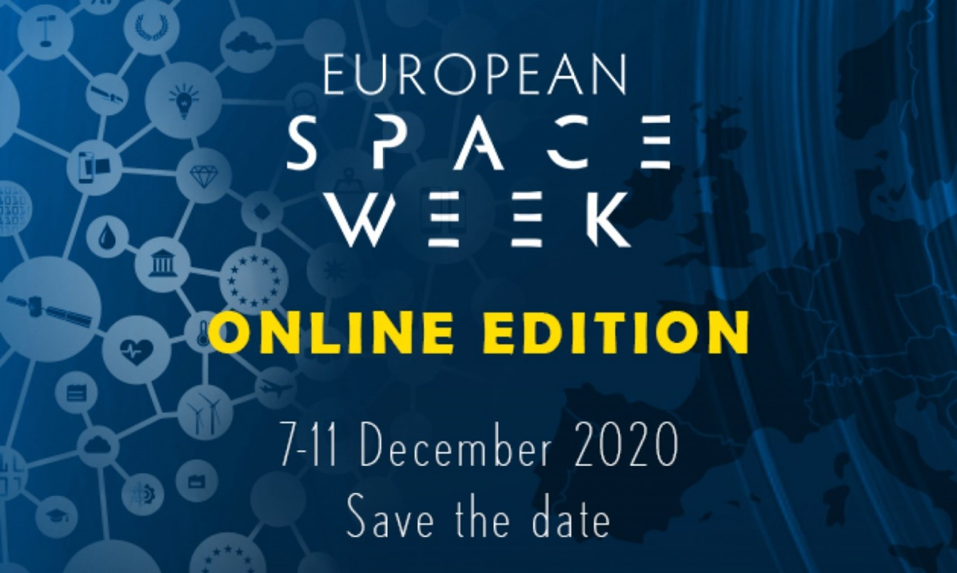 Vibrant December: the European Space Week and User Consultation Platform 2020
